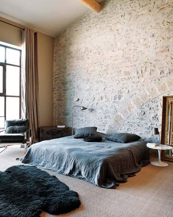 69800241216 Ideas for decorating your industrial style bedroom