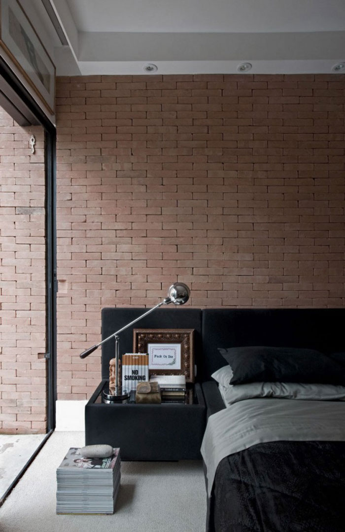 69800335970 Ideas for decorating your industrial style bedroom