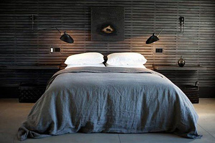 69800296522 Ideas for decorating your industrial style bedroom