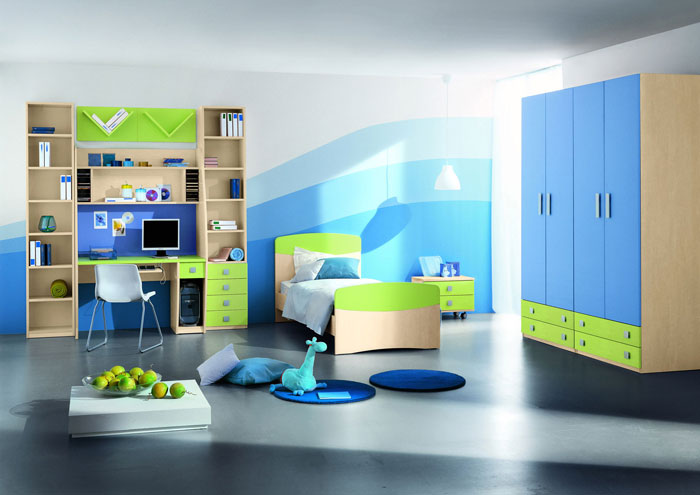 67468166021 A collection of colorful and modern bedroom designs