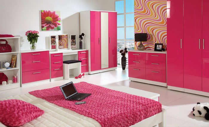 67468200534 A collection of colorful and modern bedroom designs