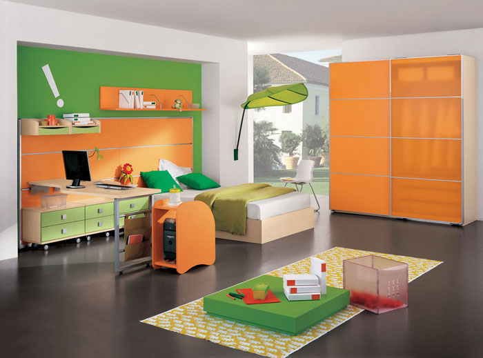67468320085 A collection of colorful and modern bedroom designs