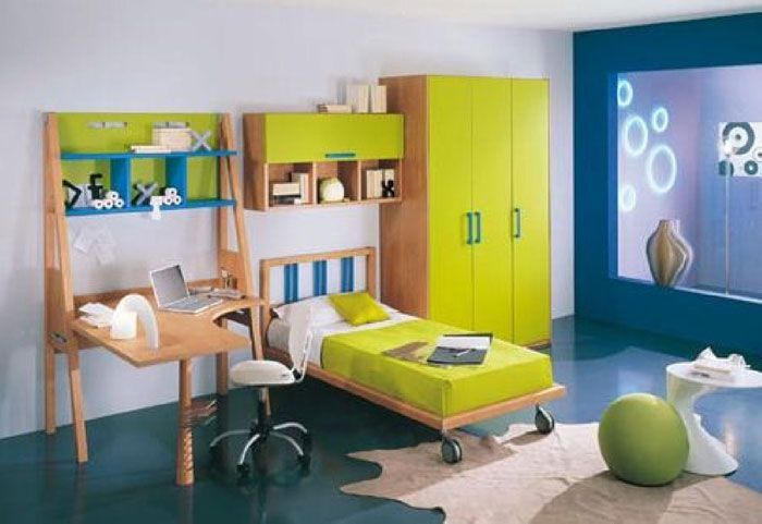 67468355435 A collection of colorful and modern bedroom designs