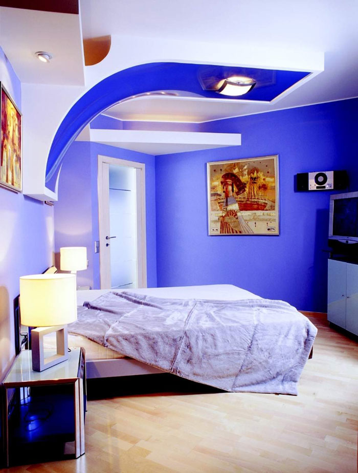 67468440978 A collection of colorful and modern bedroom designs