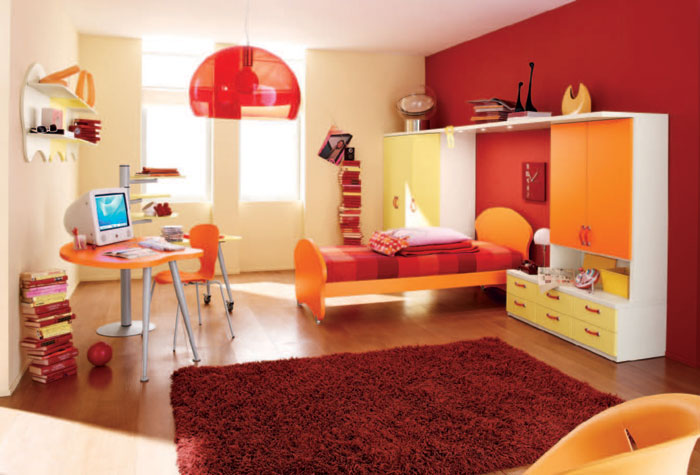 67468042414 A collection of colorful and modern bedroom designs