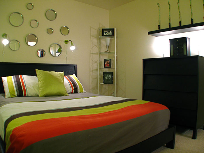 67468392267 A collection of colorful and modern bedroom designs