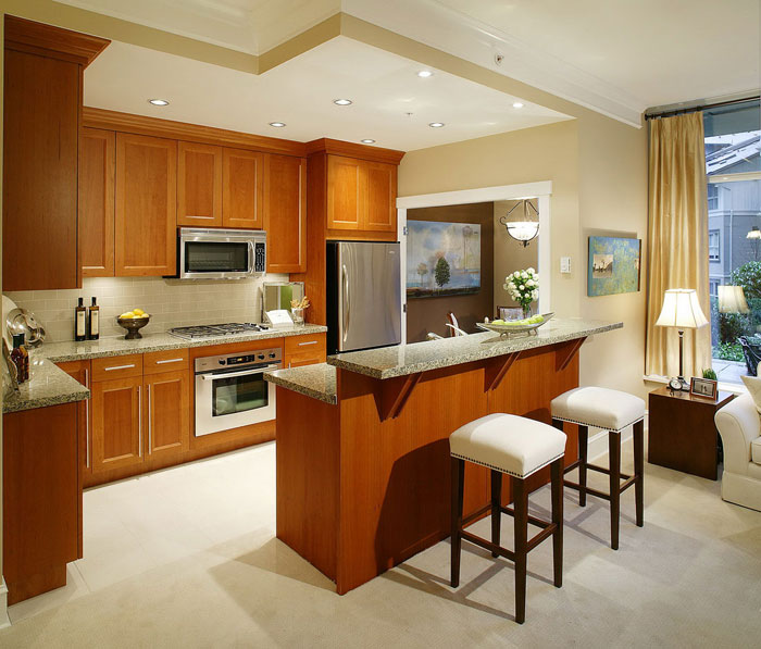 66498055906 Tips and suggestions for designing a small kitchen