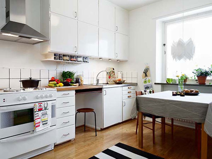 66498210283 Tips and suggestions for designing a small kitchen