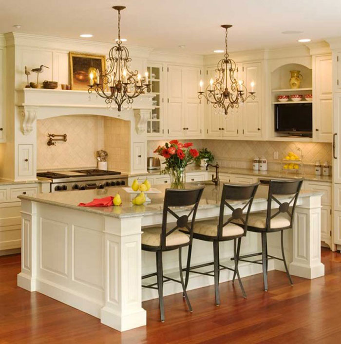 66498099266 Tips and suggestions for designing a small kitchen