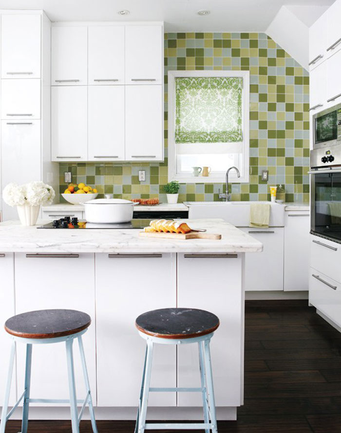 66498169270 Tips and suggestions for designing a small kitchen
