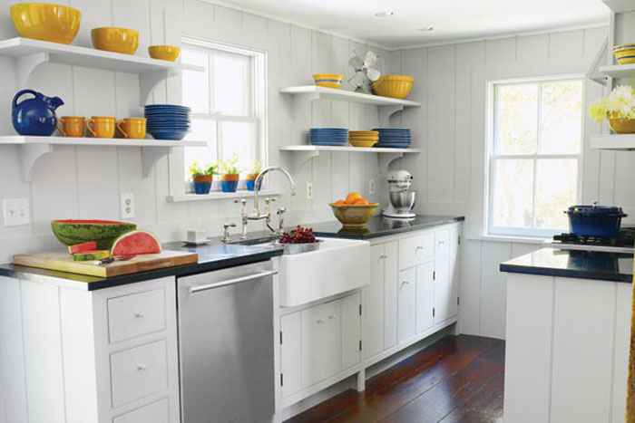 66497995953 Tips and inspiration for designing a small kitchen