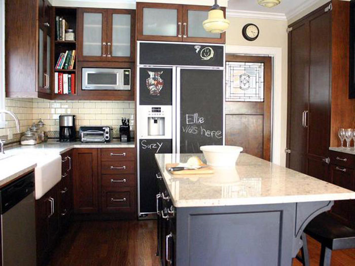 66498912421 Tips and suggestions for designing a small kitchen