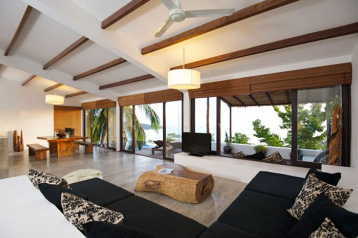 t3 Tropical living room designs from the corners of paradise