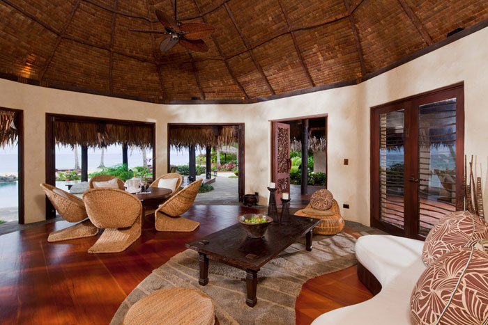 t5 Tropical living room designs from the corners of paradise