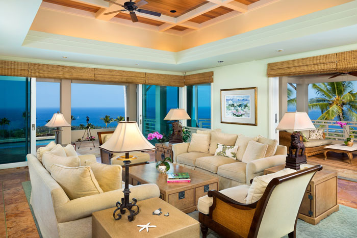 t14 Tropical living room designs from the corners of paradise