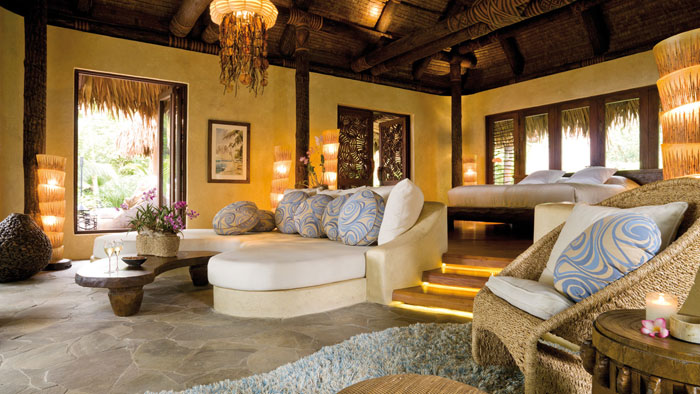 t6 Tropical living room designs from the corners of paradise