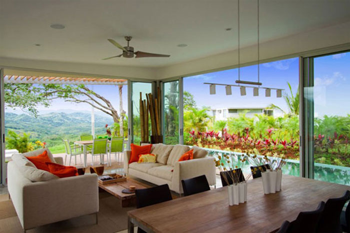 t12 Tropical living room designs from the corners of paradise