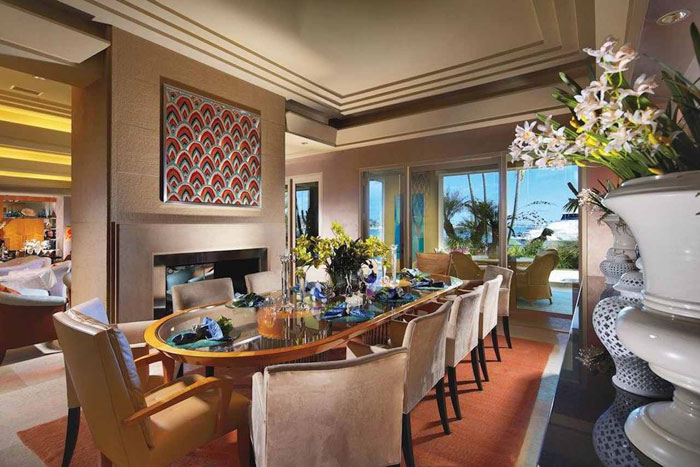 t13 Tropical living room designs from the corners of paradise