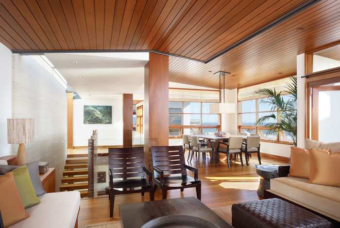 t23 Tropical living room designs from the corners of paradise