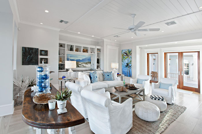 t19 Tropical living room designs from the corners of paradise