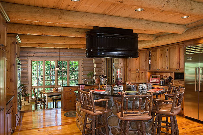 64856152558 The beautiful interior of rustic living rooms