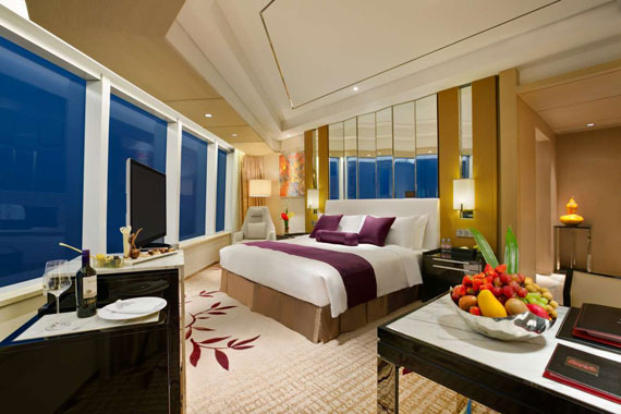 62995397967 Luxurious hotel rooms that will simply astonish you