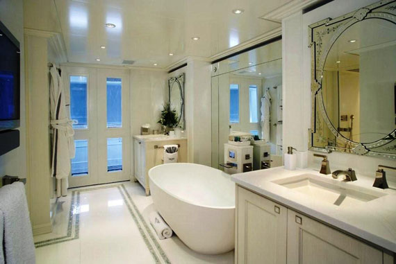 b2 Luxurious master bathroom design ideas that you will love