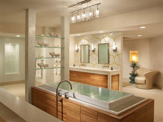 b9 Luxurious master bathroom design ideas that you will love