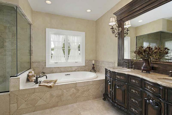 b20 Luxurious master bathroom design ideas that you will love