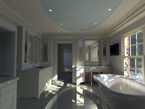 b27 Luxurious master bathroom design ideas that you will love