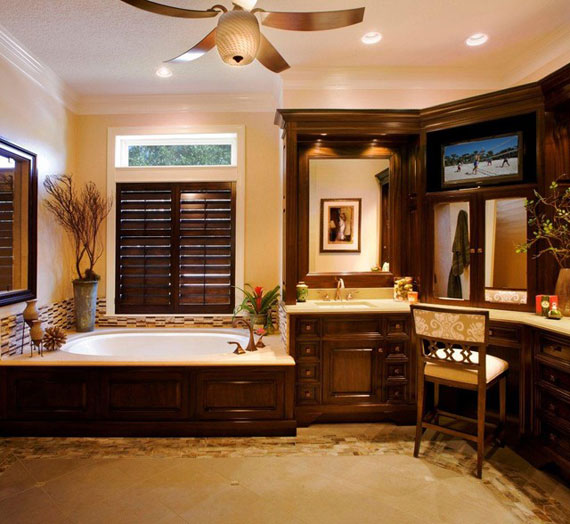 b26 Luxurious master bathroom design ideas that you will love