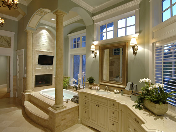 b35 Luxurious Master Bathroom Design Ideas You Are Going To Love