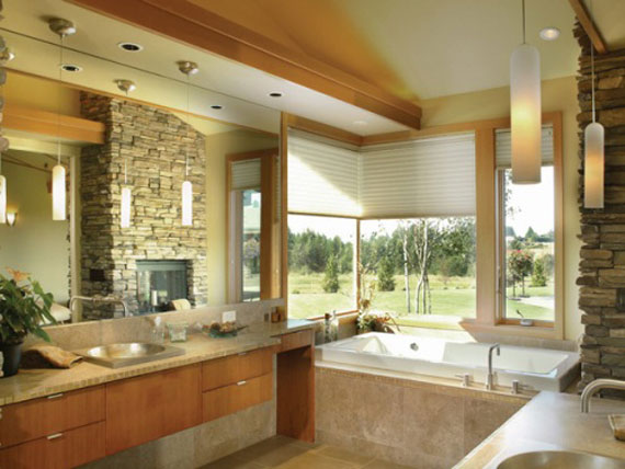 b32 Luxurious master bathroom design ideas that you will love