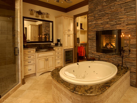 b33 Luxurious Master Bathroom Design Ideas That You Will Love