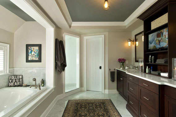b36 Luxurious master bathroom design ideas that you will love