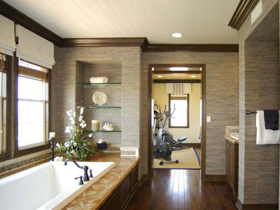 b43 Luxurious master bathroom design ideas that you will love
