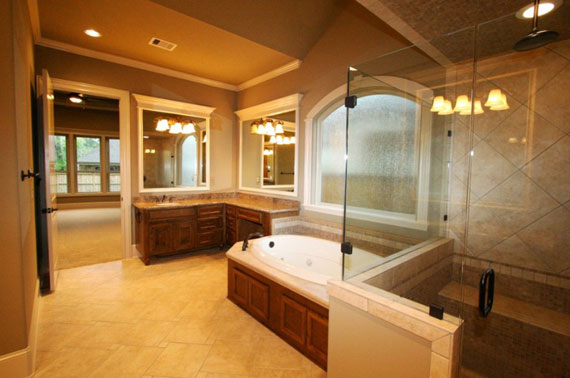 b44 Luxurious master bathroom design ideas that you will love