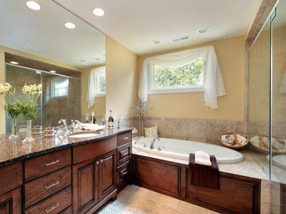b48 Luxurious Master Bathroom Design Ideas That You Will Love