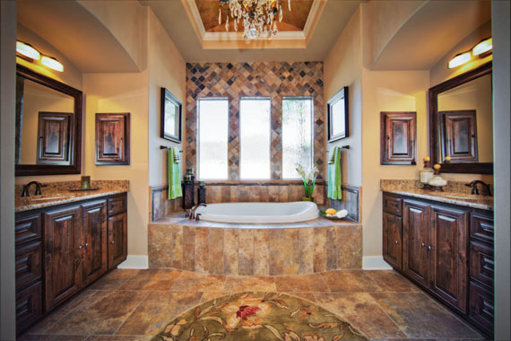 b46 Luxurious master bathroom design ideas that you will love