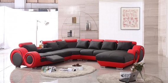 62497020776 Modern furniture with a sleek design is what your home needs