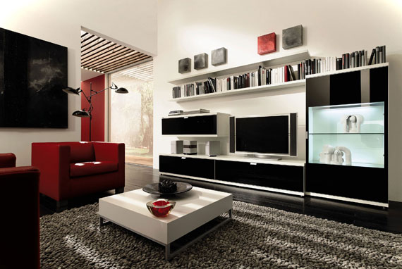 62497039351 Modern furniture with a sleek design is what your home needs