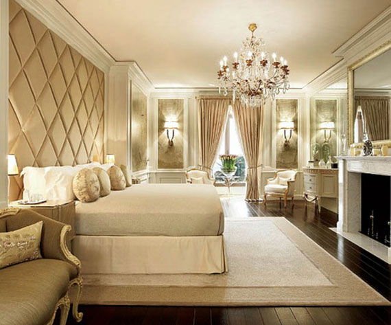 s10 Luxurious bedroom ideas with style