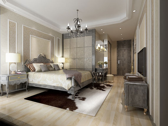 s16 Luxurious bedroom ideas with style