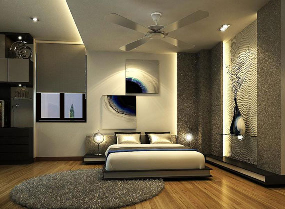 s11 Luxurious bedroom ideas with style