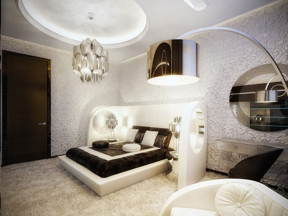 s22 Luxurious bedroom ideas with style
