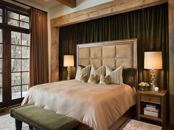 p27 Luxurious bedroom ideas with style