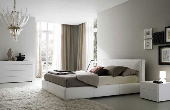s25 Luxurious bedroom ideas with style
