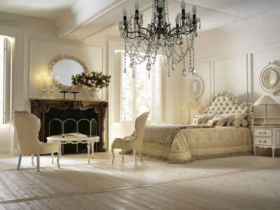 s35 Luxurious bedroom ideas with style