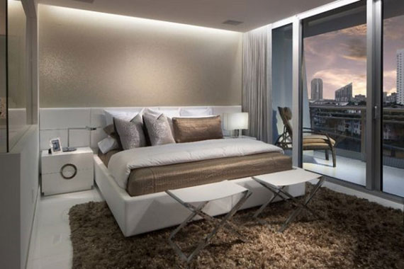 s34 Luxurious bedroom ideas with style