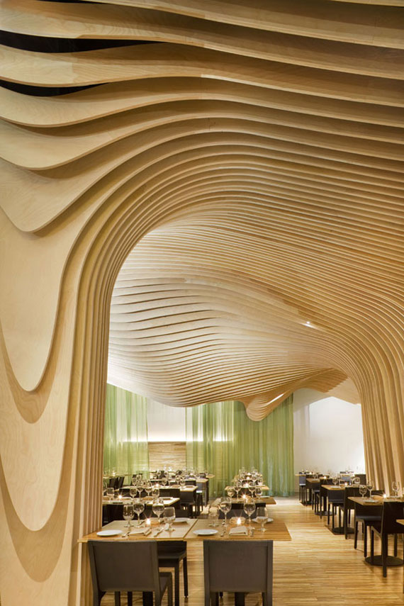 r6 Showcases for interior design of cafes and restaurants - 41 examples